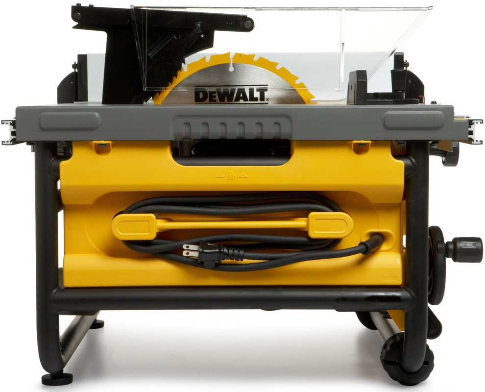 Dewalt dw745 10 inch compact job site table saw with 16 for 10 inch table saws for sale